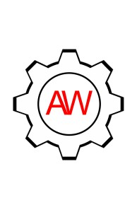 AW Logo Red Text 4